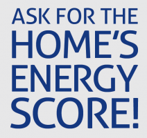 Ask For The Home's Energy Score